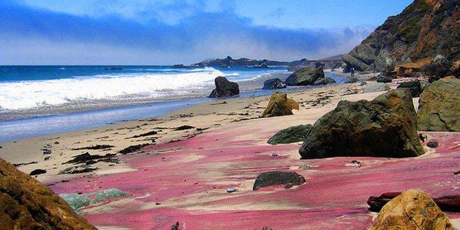 pantai-ungu-pfeiffer-california-amerika-serikat